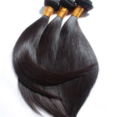 Barbie's Hair Extension's Natural Brown Bundle - Straight