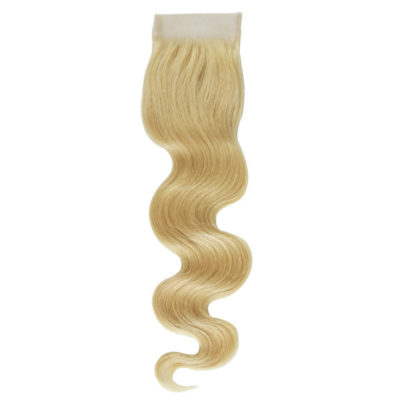 Barbie's Hair Extension's Platinum Closures 613 - Body Wave